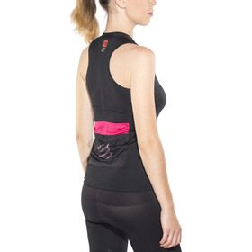 Compressport Trail Running Postural Ultra Débardeur Femme, black